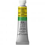 Tinta Aquarela Profissional Winsor & Newton Tubo 5ml S4 898 Cadmium-Free Lemon