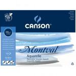 Bloco de Papel Para Aquarela Montval Canson A3 300g/m²