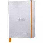 Caderno Goalbook Rhodia A5 Silver