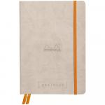 Caderno Goalbook Rhodia A5 Beige