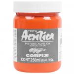 Tinta Acrílica Corfix 250ml 55 Laranja G1
