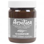 Tinta Acrílica Corfix 250ml 84 Sombra Natural G1