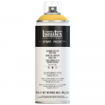 Tinta Acrílica Spray Liquitex 400ml 0163 Cadmium Yellow Deep Hue