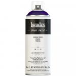 Tinta Acrílica Spray Liquitex 400ml 0186 Dioxazine Purple