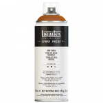 Tinta Acrílica Spray Liquitex 400ml 0330 Raw Sienna