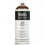 Tinta Acrílica Spray Liquitex 400ml 0331 Raw Umber
