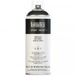 Tinta Acrílica Spray Liquitex 400ml 0337 Carbon Black