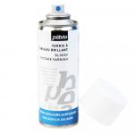 Verniz Spray Para Tinta Acrílica Pébéo Brilhante 200 ml