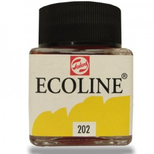Ecoline Talens 30ml 202 Deep Yellow