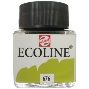 Ecoline Talens 30ml 676 Grass Green