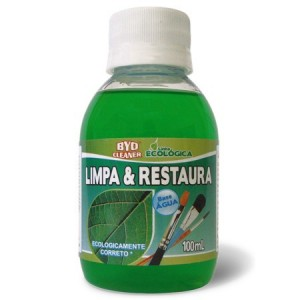 Limpa & Restaura Byo Cleaner 100ml