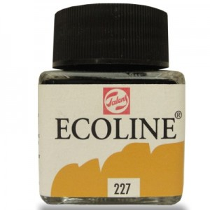 Ecoline Talens 30ml 227 Yellow Ochre