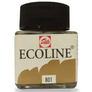 Ecoline Talens 30ml 801 Gold