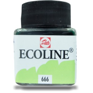 Ecoline Talens 30ml 666 Pastel Green