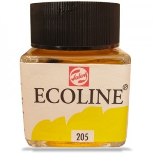 Ecoline Talens 30ml 205 Lemon Yellow