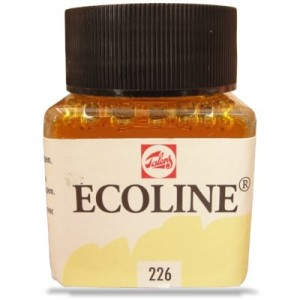 Ecoline Talens 30ml 226 Pastel Yellow