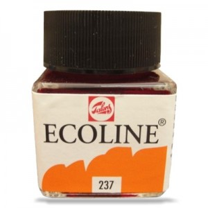 Ecoline Talens 30ml 237 Deep Orange