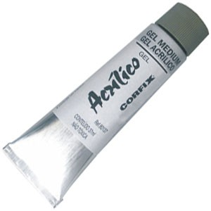 Gel Médium Acrílico Corfix 37ml
