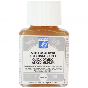 Médium Alkyde Lefranc & Bourgeois 75ml