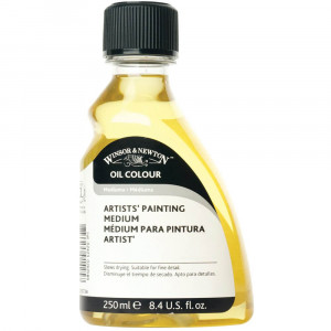 Medium para Pintura Óleo Winsor & Newton 250ml