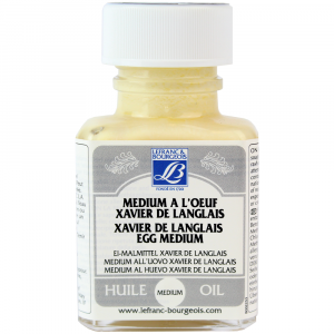Médium à Base de Ovo Lefranc & Bourgeois  75ml