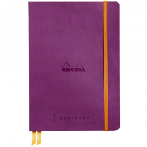 Caderno Goalbook Rhodia A5 Purple