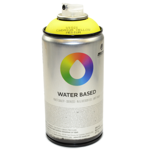 Spray Acrílico MTN Water Based 300ml RV1021 Cadmium Yellow Med.