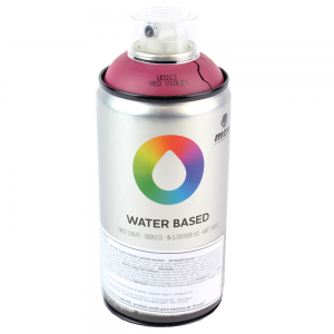 Spray Acrílico MTN Water Based 300ml RV213 Red Violet