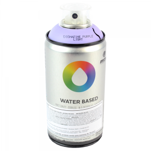 Spray Acrílico MTN Water Based 300ml RV214 Dioxazine Purple Light