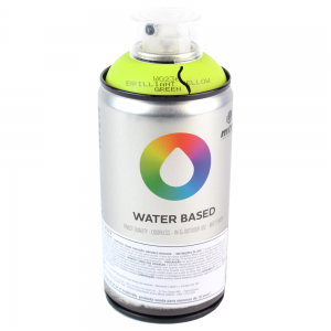 Spray Acrílico MTN Water Based 300ml RV236 Brilliant Yellow Green