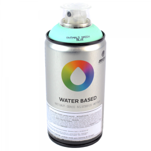 Spray Acrílico MTN Water Based 300ml RV254 Phthalo Green Blue