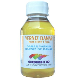 Verniz Damar Corfix 100ml
