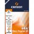 Bloco de Papel Vegetal Canson 90g/m² A4