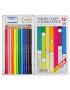 Lápis de Cor Sakura Coupy 12 Cores