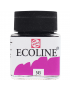 Aquarela Líquida Ecoline Talens 30ml 545 Red Violet