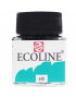 Aquarela Líquida Ecoline Talens 30ml 640 Blue Green