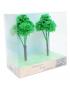 Árvore Para Maquete 711 Minitec 02 Peças