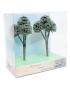 Árvore Para Maquete 713 Minitec 02 Peças