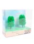 Árvore Para Maquete 720 Minitec 02 Peças