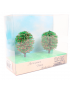 Árvore Para Maquete 732 Minitec 02 Peças