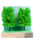 Árvore Para Maquete 756 Minitec 02 Peças