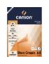 Bloco de Papel Manteiga Croquis  Canson 41g/m² A4