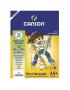 Bloco de Papel Layout Margeado Canson 60g/m² A4+ 50 Folhas