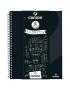 Caderno Universitário Canson A4 80 Folhas - Preto