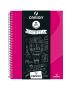 Caderno Universitário Canson A4 80 Folhas - Rosa