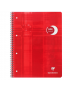 Caderno Pontilhado Dot Book Clairefontaine A4+ Vermelho