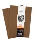 caderno sketchbook art book canson inspiration a4 marrom