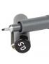 Caneta Pigment Liner Staedtler Microm 0.5mm Preto 308 05