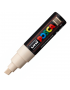 Caneta Posca Uni Ball Extra Board PC-8K Bege
