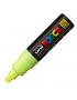 Caneta Posca Uni Ball Extra Board PC-8K Amarelo Fluorescente